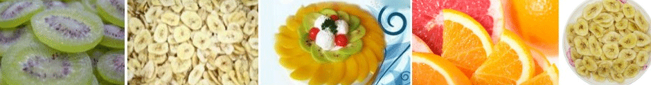Azeus fruit slicing machine makes perfect fruit slices