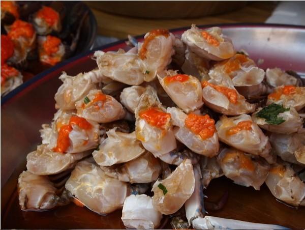 bbq crab image