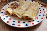 Roti Prata Style Shredded Cake images7