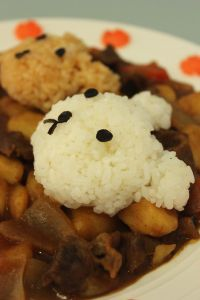 Cute Bear Curry Rice image8