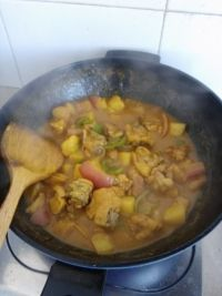 curry chicken image11