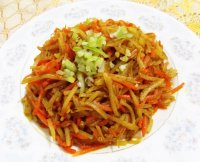 Curry Potatoes Carrot Strips image8