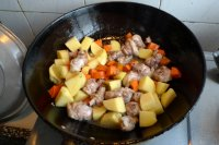 Curry Potatoes Duck image10