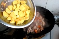 Curry Potatoes Duck image9