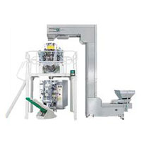full automatic potato chips packing machine