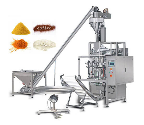 Best Selling Automatic powder filling Pouch Packing Machine