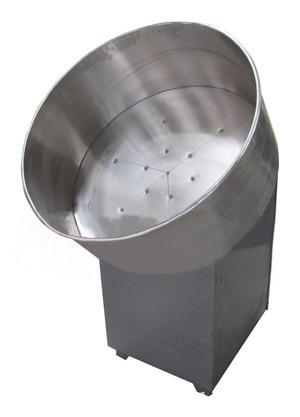 Chips seasoning machine