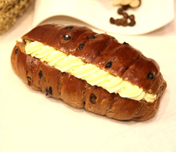 Chocolate Mocha bread