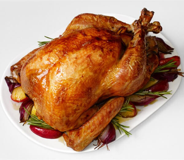 Classical Roasted Turkey Recipe