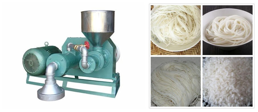 Commercial type Rice noodle machine