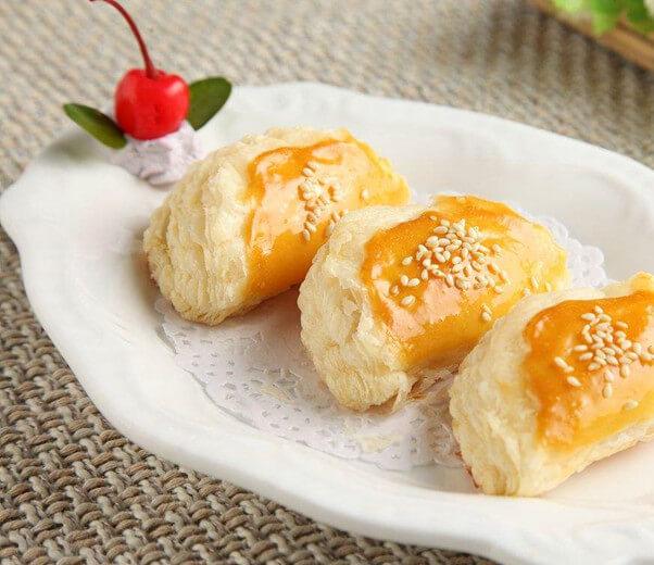 crispy puff pastry