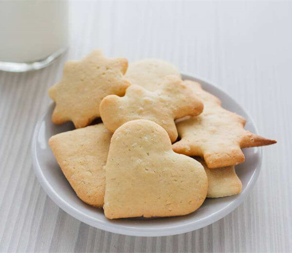 Delicious Homemade Biscuits