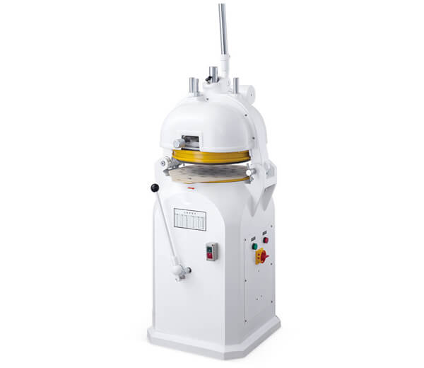 Dough Divider And Rounder Machine semiautomatic