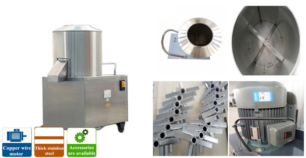 Flour Mixer Machine Features and Highlights
