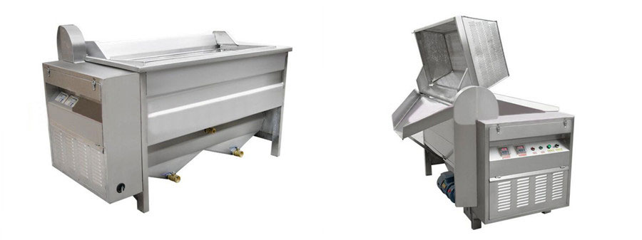 Food Frying Machine Introduction