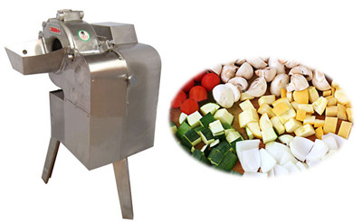 Fruit Vegetable Dicer Machine Introduction
