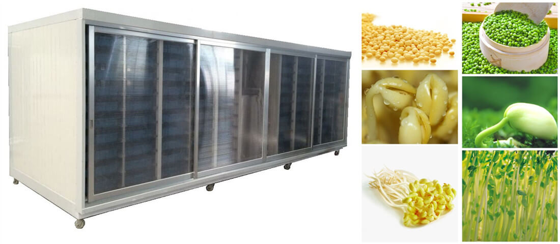Full-automatic Bean Sprouts Machine