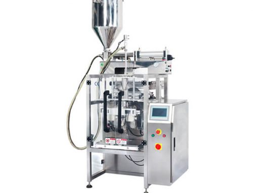 Full Automatic Liquid Packaging Machine