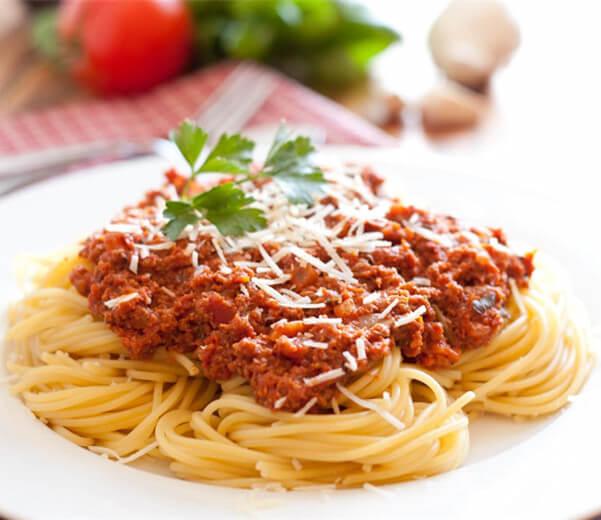 Gravy Italian Pasta