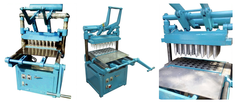 Ice Cream Cone Making Machine Introduction