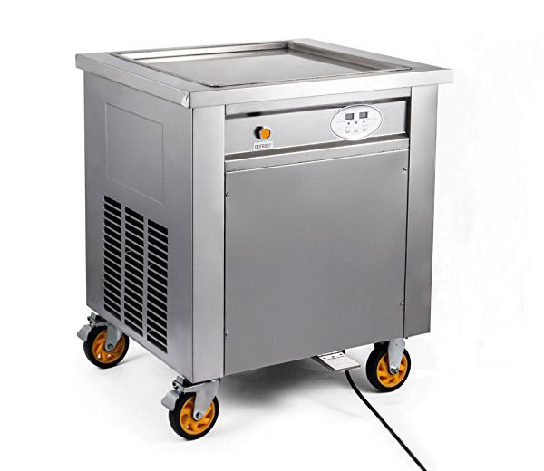 Ice Frying Machine