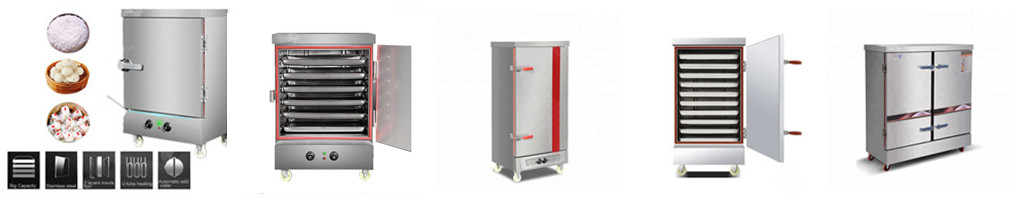 Intrduction of Commercial Electric Food Steamer Machine