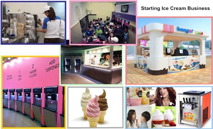 Starting Ice Cream Business