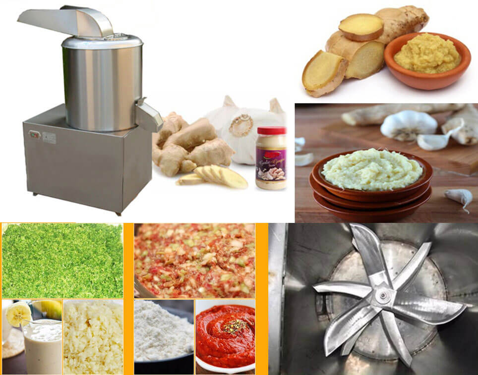 Unique Features of Vegetable Cut Mud Machine