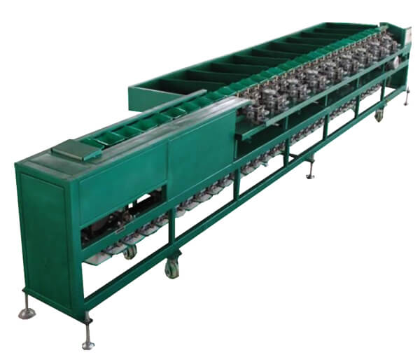 automatic fruit grading machine