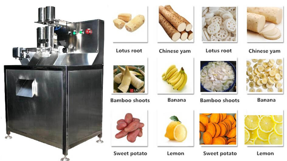 automatic fruit slicing machine for sale