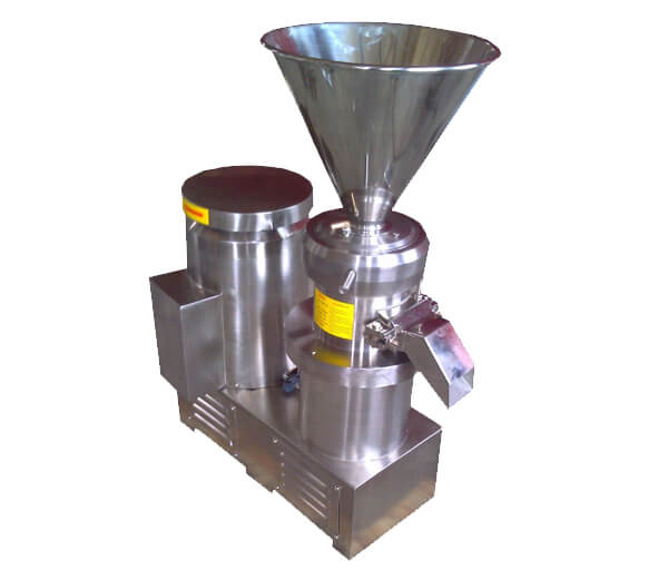 colloid mill for food processing