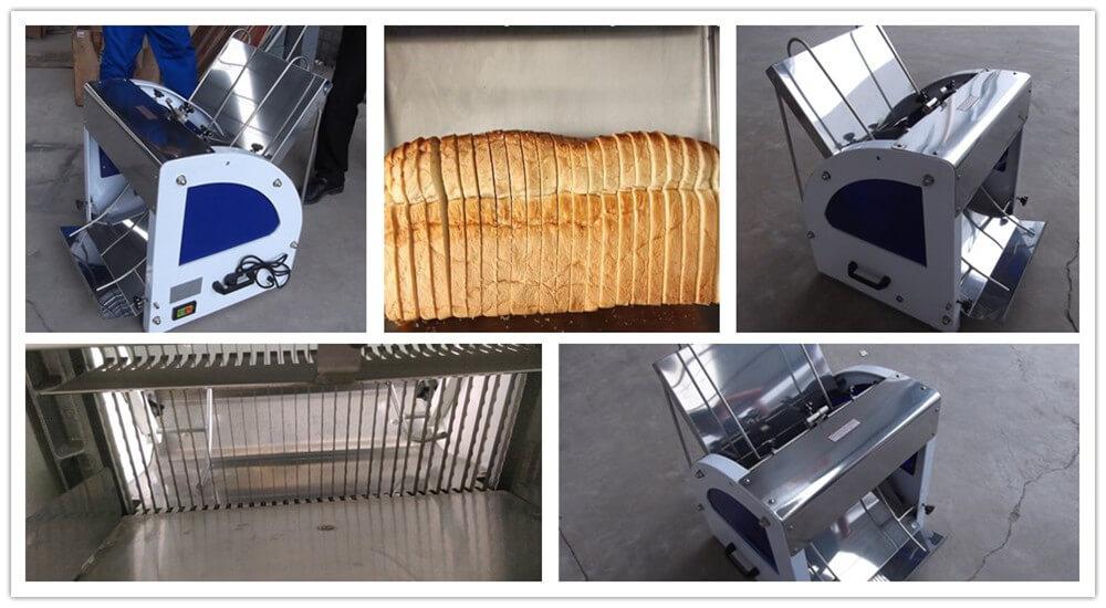 commercial bread slicer
