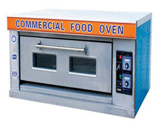 commercial food oven 1 layer 2 trays