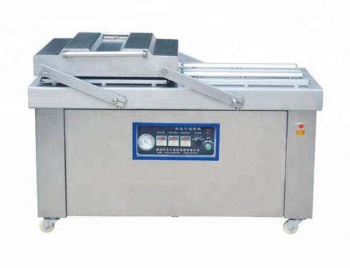 Nitrogen Filling Vacuum Packing Machine