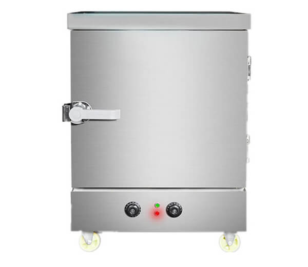 electric food steaming machine