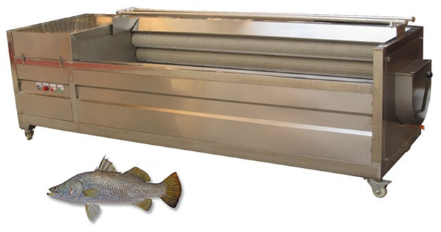 fish scaler machine