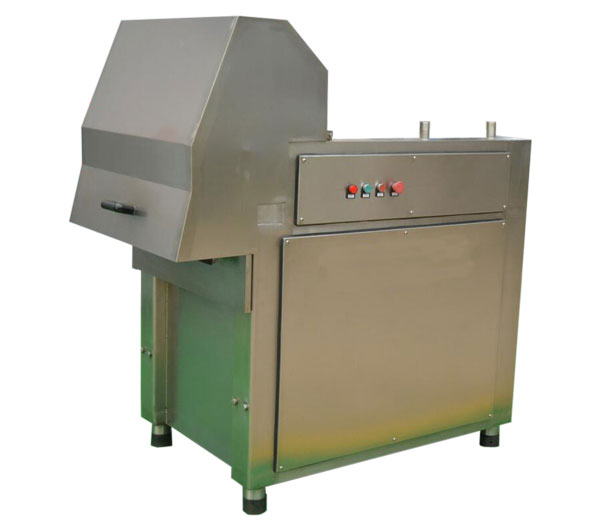 frozen meat cutter machine