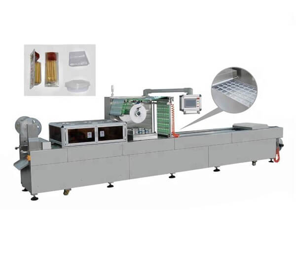 fully automatic vacuum Thermoformer packaging machines