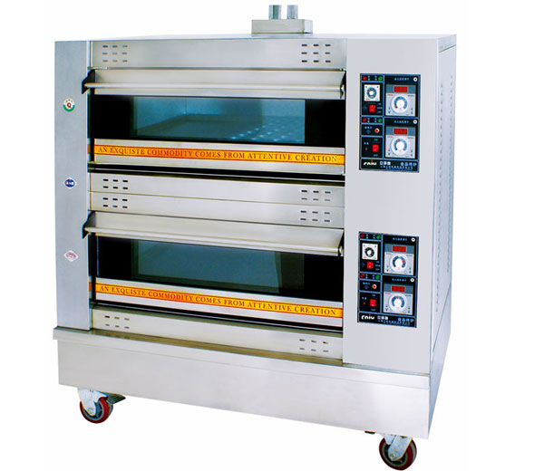 gas deck oven for bakery