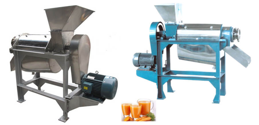 hot sale spiral juice extractor machine