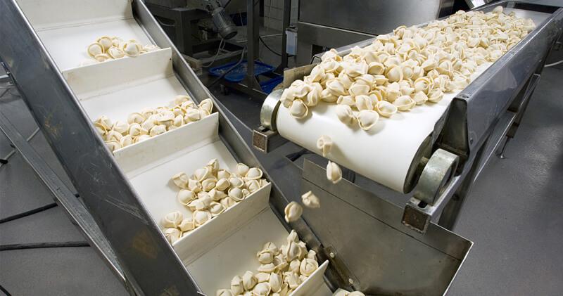 dumpling processing