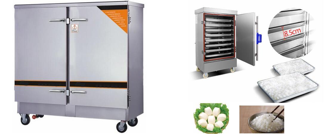 kitchen steam cabinet