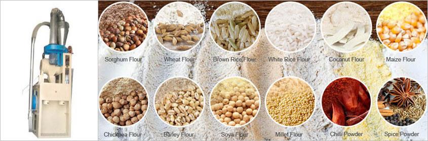 maize mill machine