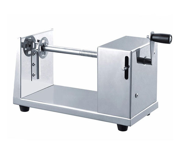 manual twist patato chips cutting machine