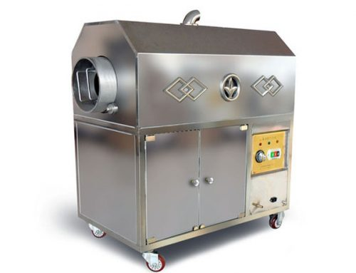 Seeds & Nuts Roaster Equipment