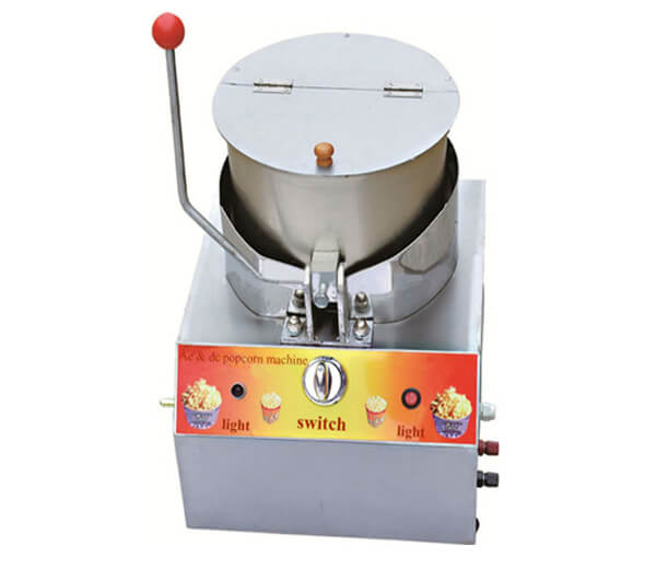 popcorn making equipment