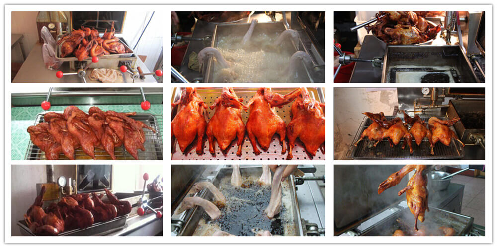 pressure chicken fryer