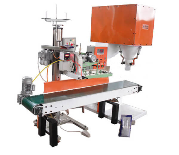 quantitative packing scale machine for rice packing and weighting
