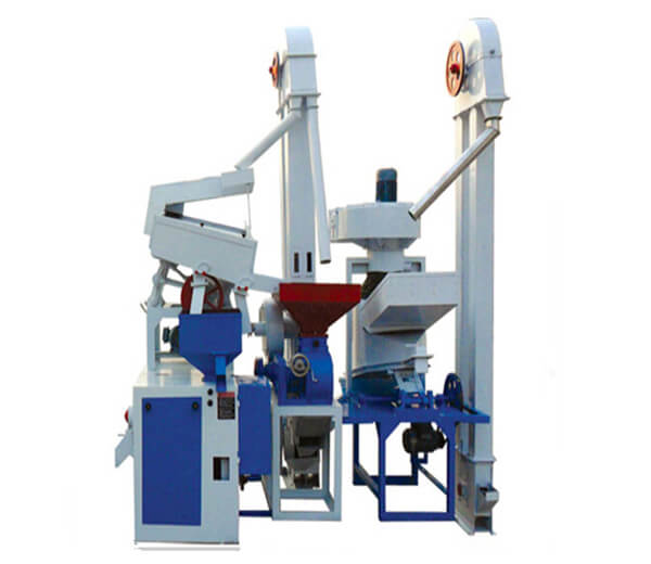 rice mill complete line