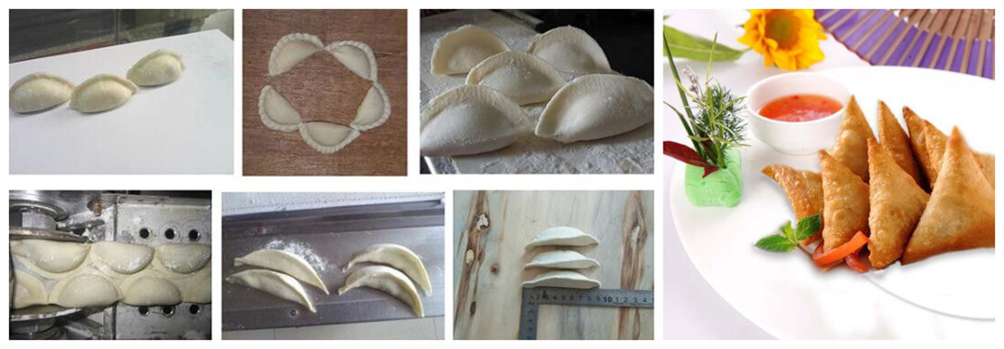 samosa folding maker application